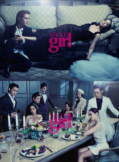 KimBum, ParkMinYoung, SongYuRi, & 8 artis KingKong for Vogue Girl Valentine Special Edition 20110117074143247a4_074550_0