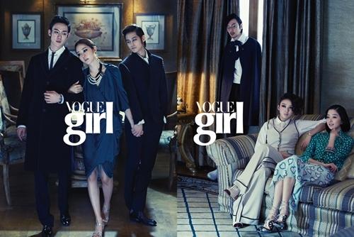 KimBum, ParkMinYoung, SongYuRi, & 8 artis KingKong for Vogue Girl Valentine Special Edition 20110117081653497j3_082634_2